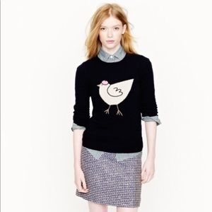 [J. Crew] French Hen Sweater
